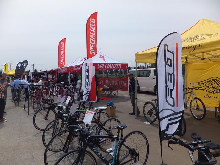 2014 北海道スポーツサイクルフェスティバル in つどーむ_c0226202_7473088.jpg