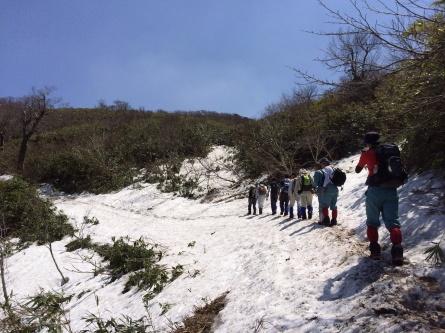 GW氷ノ山登山情報!_f0101226_07093640.jpg