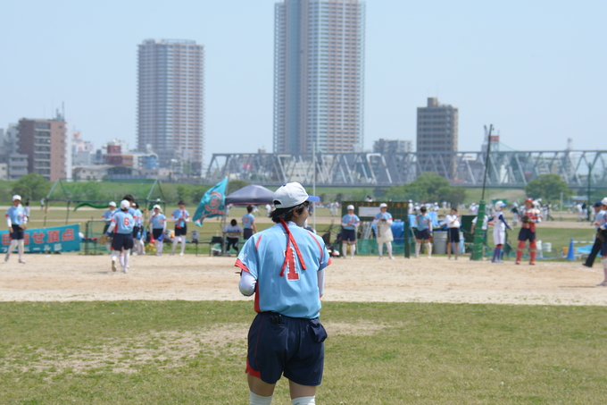 春季都大会初日 淑徳8強_b0249247_2125380.jpg