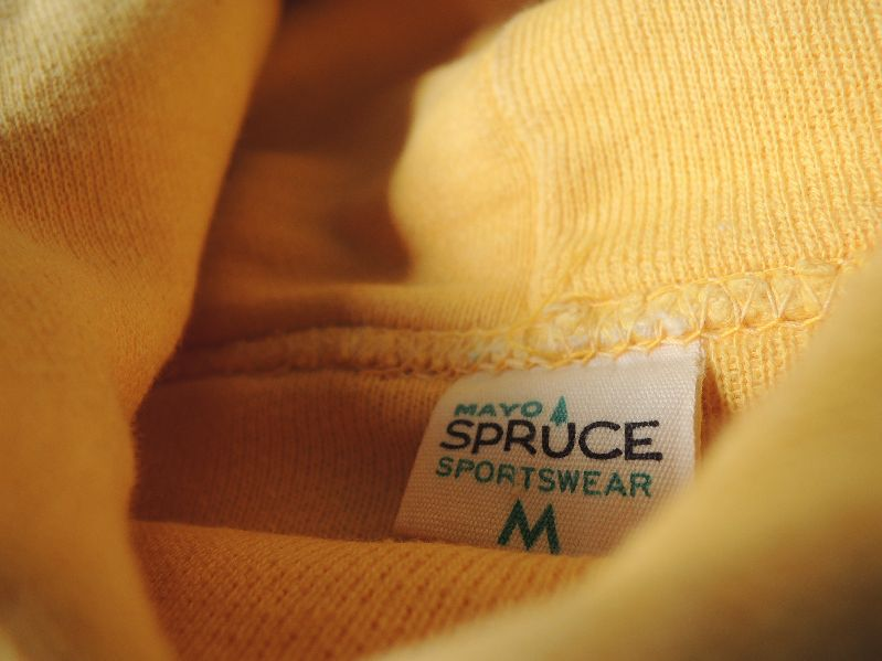 60S SPRUCE DOUBLE FACE SWEAT PARKA--RECOMMEND--_c0176867_13532270.jpg