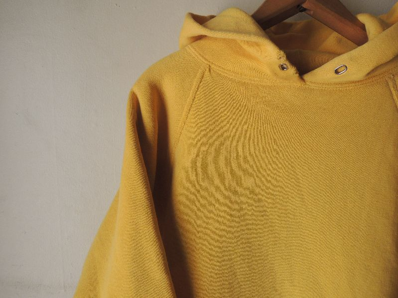 60S SPRUCE DOUBLE FACE SWEAT PARKA--RECOMMEND--_c0176867_13533294.jpg