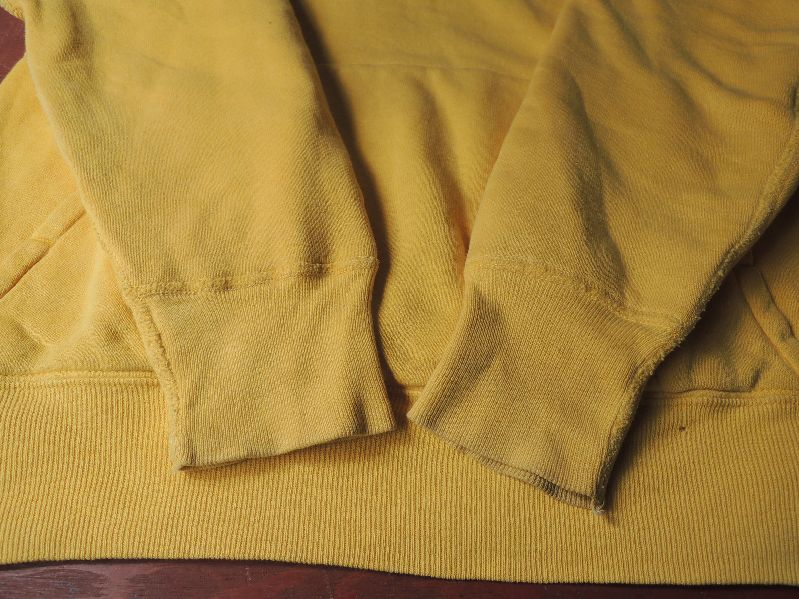 60S SPRUCE DOUBLE FACE SWEAT PARKA--RECOMMEND--_c0176867_13535124.jpg