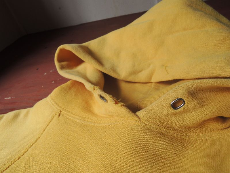 60S SPRUCE DOUBLE FACE SWEAT PARKA--RECOMMEND--_c0176867_13561259.jpg
