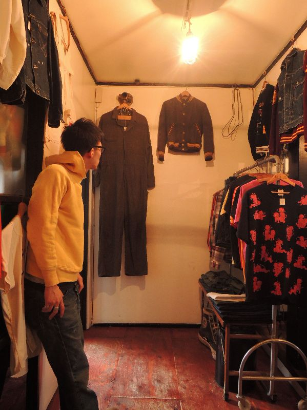 60S SPRUCE DOUBLE FACE SWEAT PARKA--RECOMMEND--_c0176867_13572129.jpg
