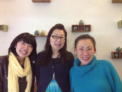 02/05/2014  マコさんの展示会_a0136671_3341178.jpg