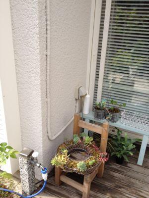 お庭のビフォーアフター_f0173771_20575939.jpg