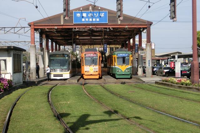 JALで鹿児島の旅雄大な桜島、観光と路面電車そして歴史、頑張れ今村岳司市長観光と文化都市づくりに励め_d0181492_23471056.jpg