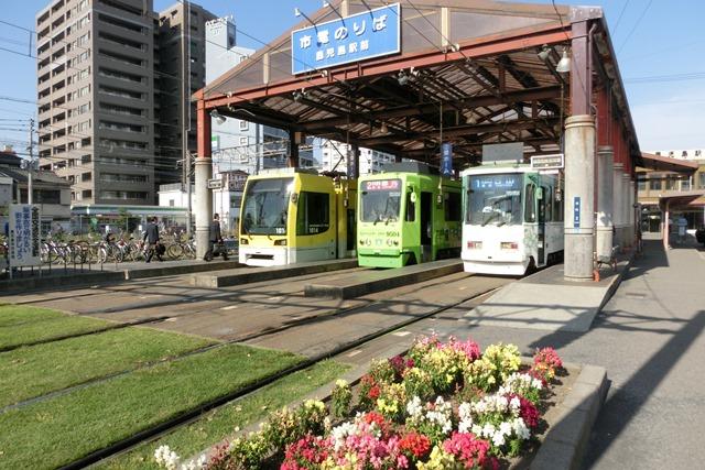 JALで鹿児島の旅雄大な桜島、観光と路面電車そして歴史、頑張れ今村岳司市長観光と文化都市づくりに励め_d0181492_2347267.jpg