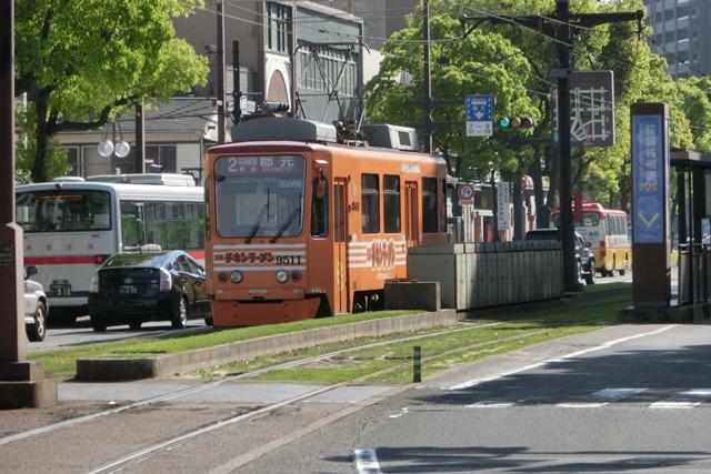 JALで鹿児島の旅雄大な桜島、観光と路面電車そして歴史、頑張れ今村岳司市長観光と文化都市づくりに励め_d0181492_2348216.jpg