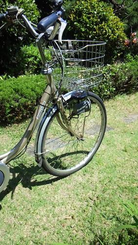「究極のエコ自転車ライトの完成」:電動アシスト自転車ライトをソーラーライトに改善!_e0171614_15511212.jpg
