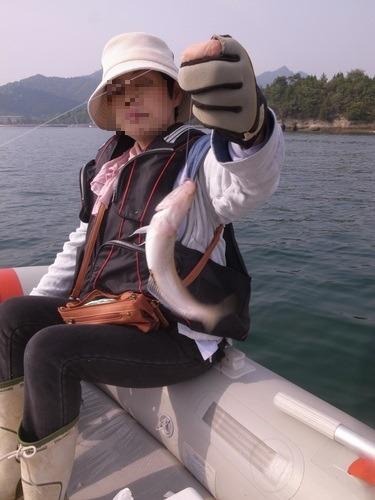夫と釣りに行き_c0116915_013431.jpg