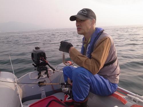夫と釣りに行き_c0116915_01363.jpg