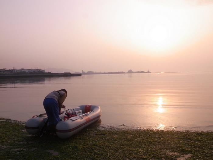 夫と釣りに行き_c0116915_04696.jpg