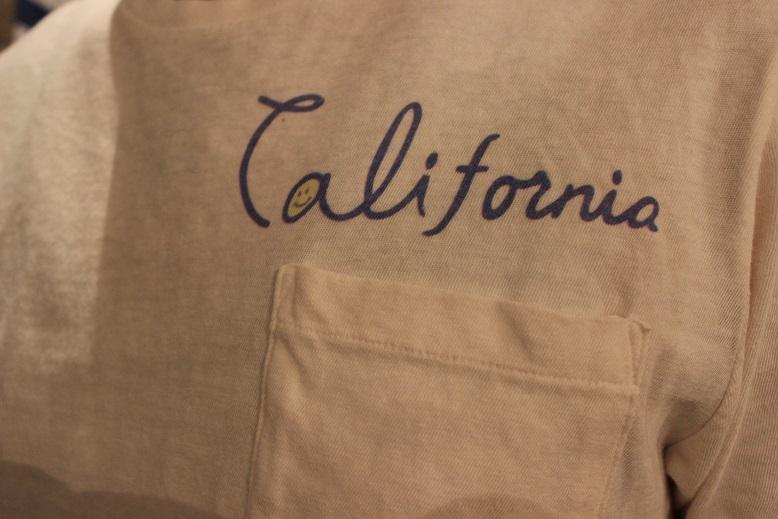 "AmanjaKania \""SUN BURST California Tee\"" ご紹介_f0191324_912154.jpg"