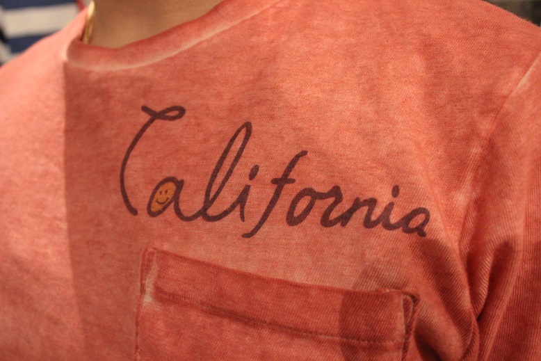 "AmanjaKania \""SUN BURST California Tee\"" ご紹介_f0191324_913493.jpg"