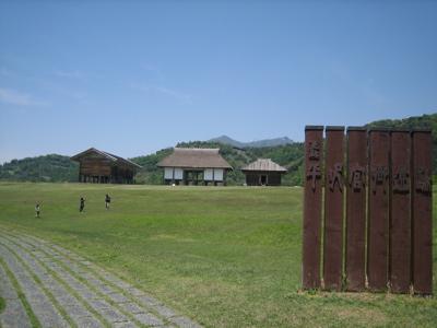 平沢官衙遺跡と春の北条市_b0100229_21583485.jpg