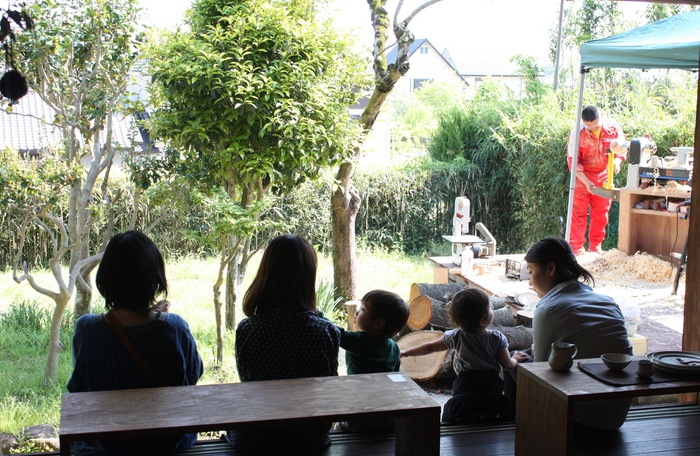 5/5(月)、6(火)須田二郎による木工実演!_d0210537_1614630.jpg