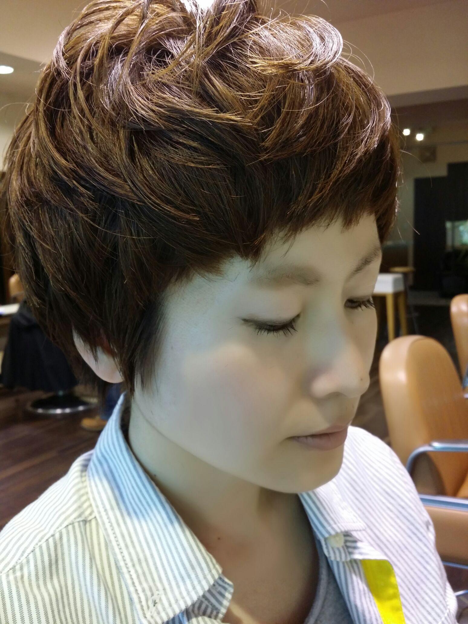 前髪がポイント!!_a0272765_18483351.jpg