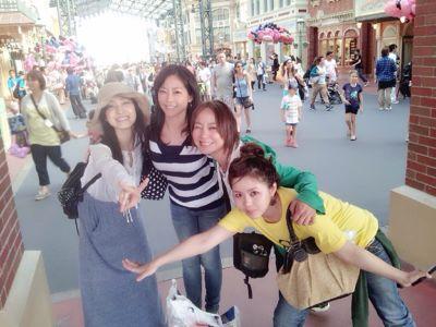 ディズニーランド☆_b0181865_715389.jpg