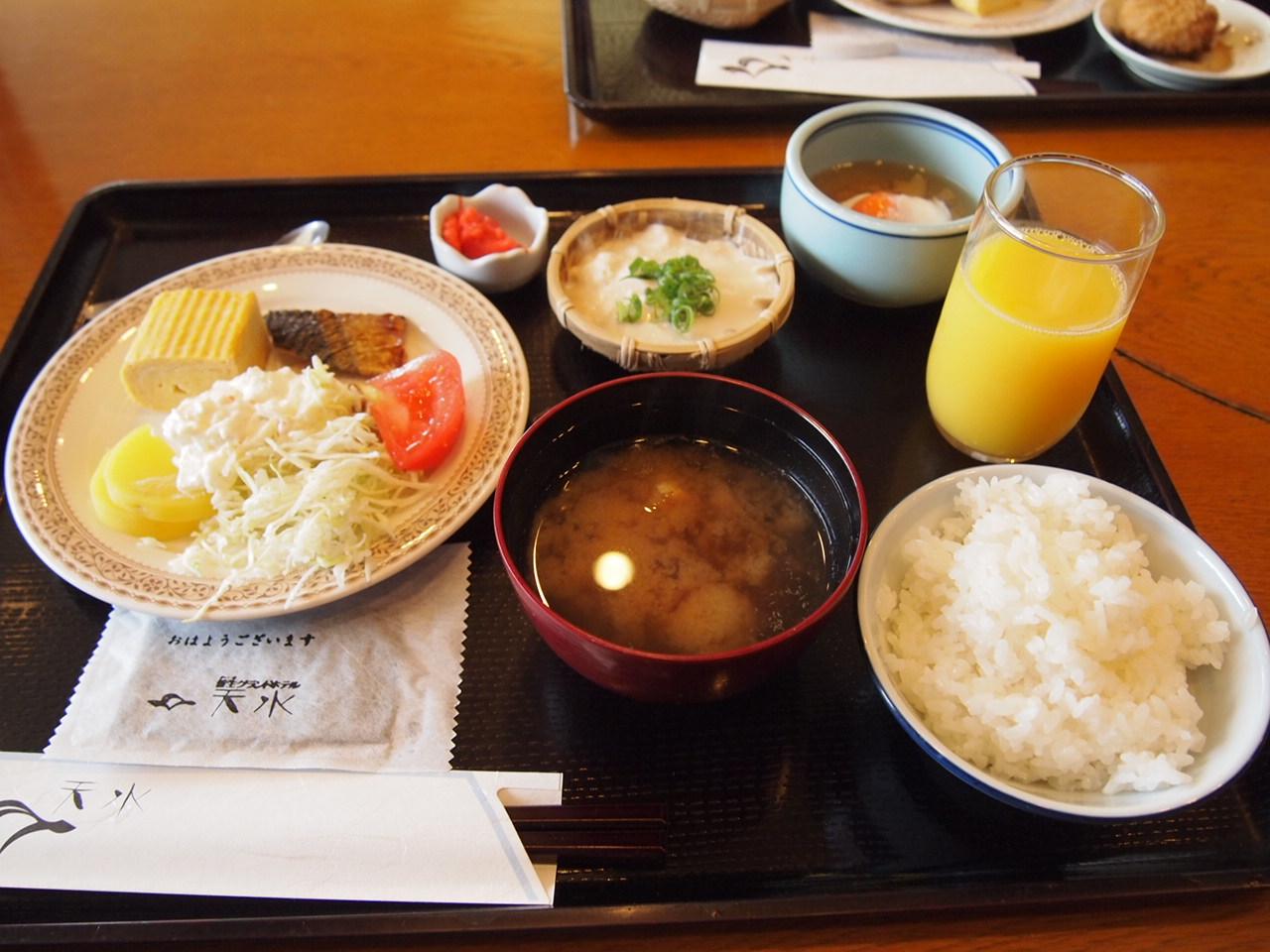 皆生グランドホテル天水  皆生温泉(鳥取県)_d0083265_1743233.jpg