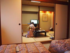 皆生グランドホテル天水  皆生温泉(鳥取県)_d0083265_179289.jpg