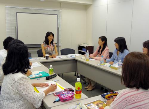 講師養成セミナーのフォローアップ講座で5種類のプログラムを一気に!_d0169072_19301135.jpg