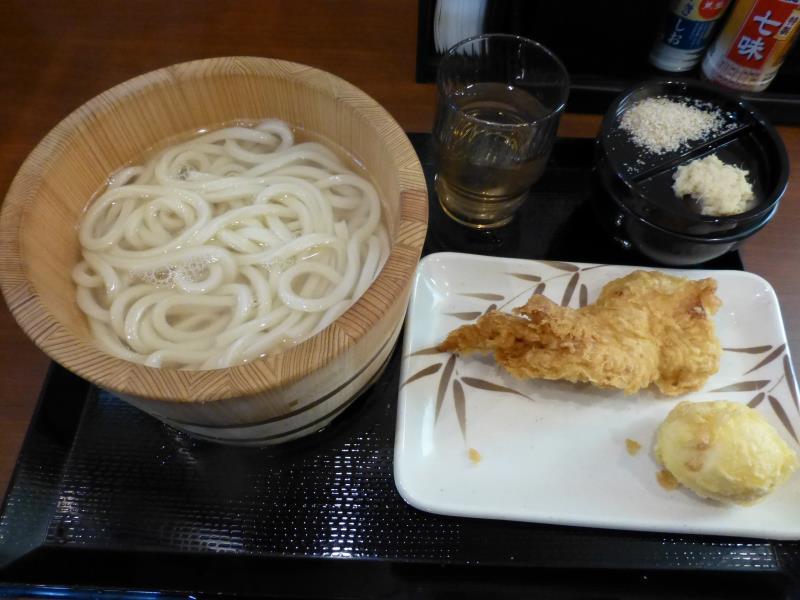 丸亀製麺     門真店_c0118393_10325375.jpg