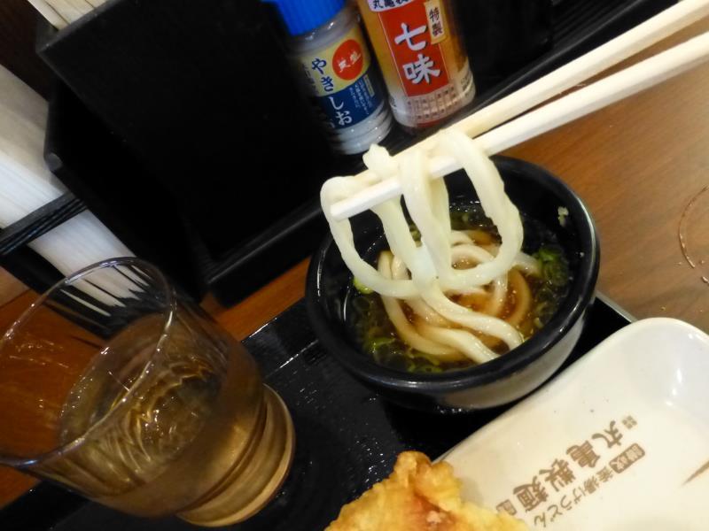丸亀製麺     門真店_c0118393_10443030.jpg
