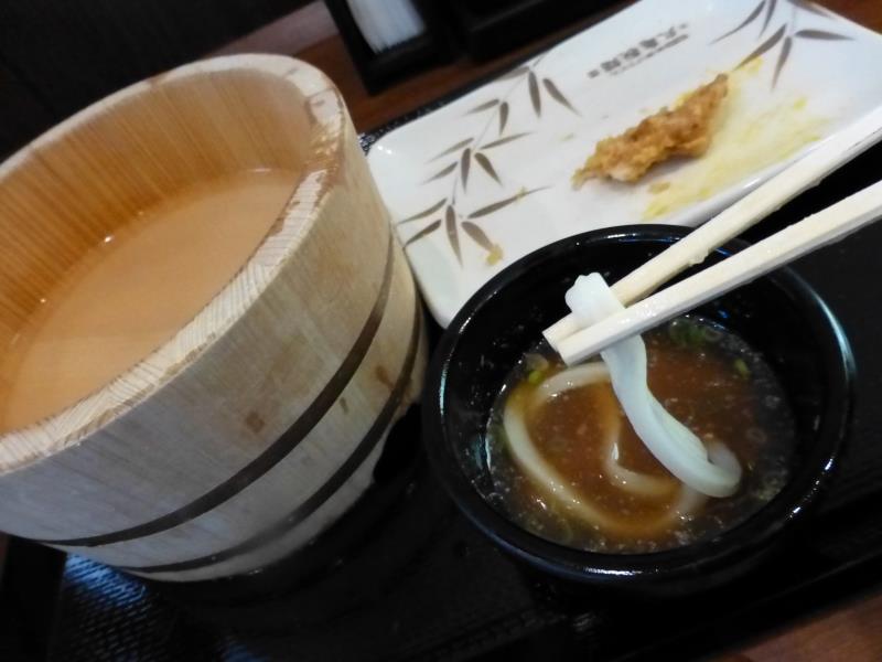 丸亀製麺     門真店_c0118393_10575651.jpg