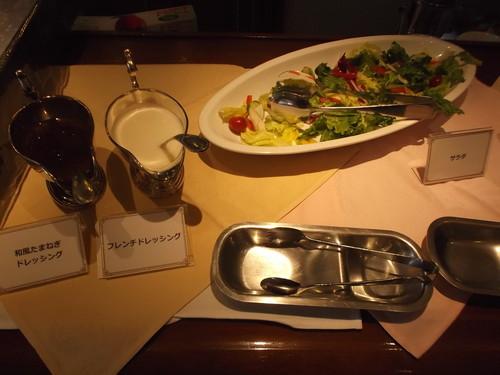 川崎日航ホテル 夜間飛行 ワールドスイーツブッフェ_f0076001_2140155.jpg