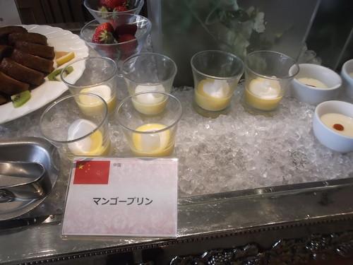 川崎日航ホテル 夜間飛行 ワールドスイーツブッフェ_f0076001_21415175.jpg