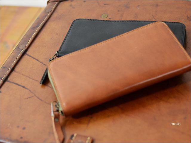 moto leather&silver[モトレザー] ファスナーロングウォレット [FW1] ジップ長財布_f0051306_21154890.jpg