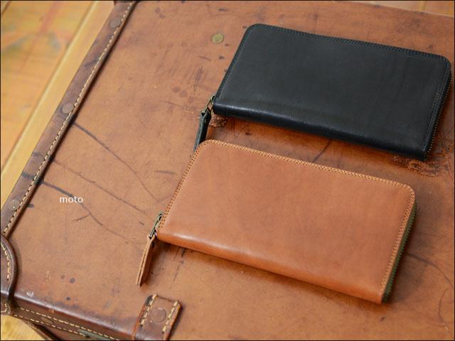 moto leather&silver[モトレザー] ファスナーロングウォレット [FW1] ジップ長財布_f0051306_21154941.jpg