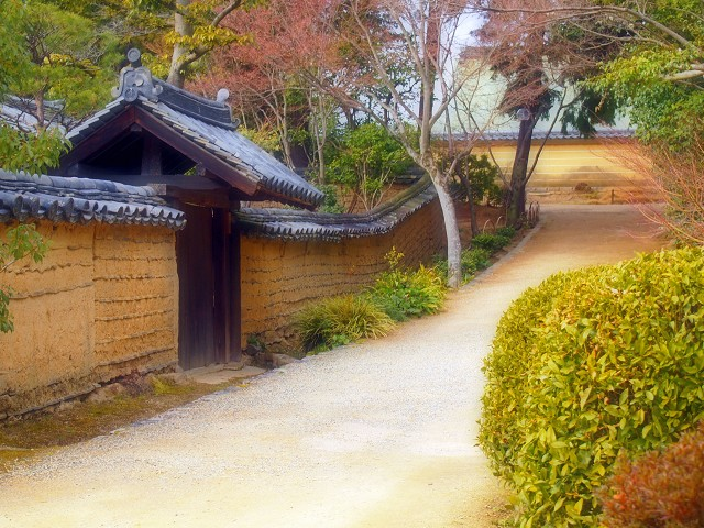 西ノ京を歩く 唐招提寺_d0295818_16112430.jpg