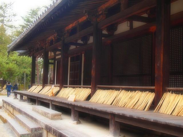 西ノ京を歩く 唐招提寺_d0295818_1621576.jpg