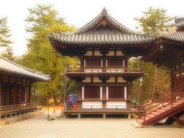 西ノ京を歩く 唐招提寺_d0295818_16232754.jpg