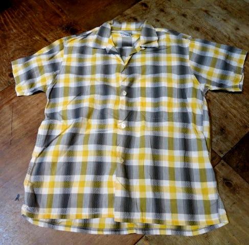 5/6(火)入荷!50'S Truval オープンカラーシャツ!_c0144020_1647488.jpg