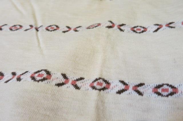 5/6(火)入荷!モンゴメリーワード ヘンリーネックジャガードTシャツ!_c0144020_16511081.jpg