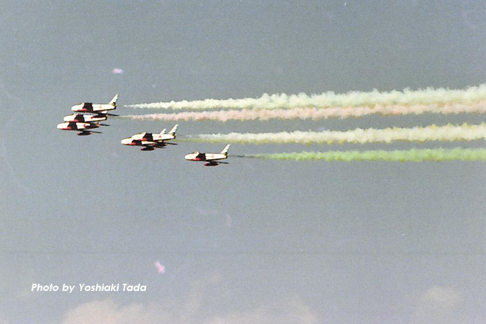 1978.11.3 入間基地航空祭【午後の部】_f0250322_2156417.jpg