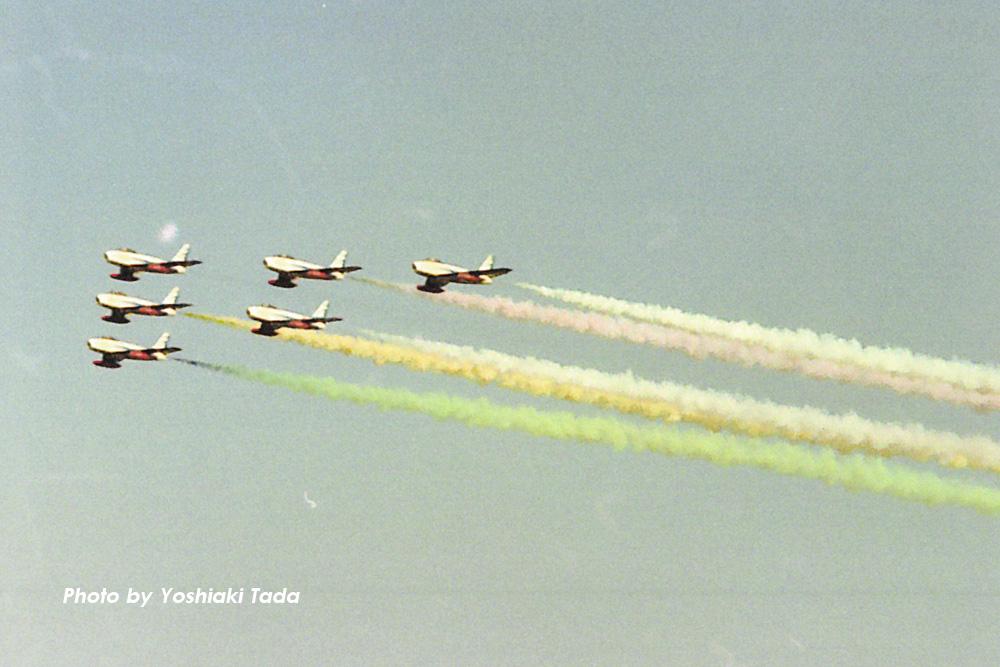 1978.11.3 入間基地航空祭【午後の部】_f0250322_2156912.jpg
