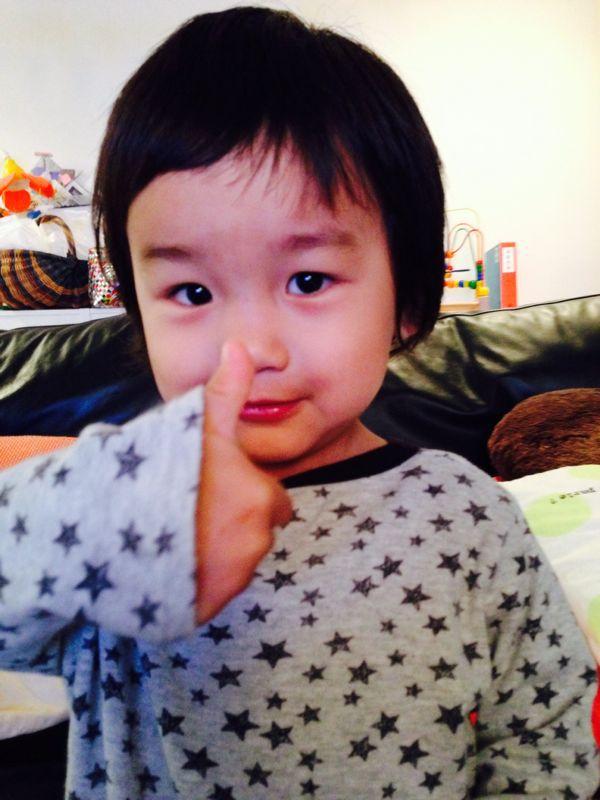 シオン2歳8ヶ月になりました!_e0253026_029386.jpg