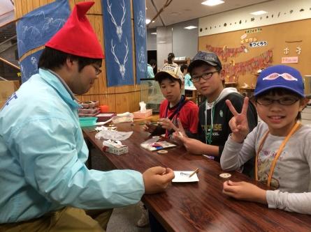 GWキャンプ二日目【山菜採り】_f0101226_06361379.jpg