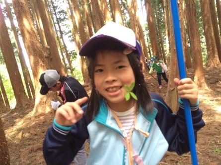 GWキャンプ二日目【山菜採り】_f0101226_07331432.jpg
