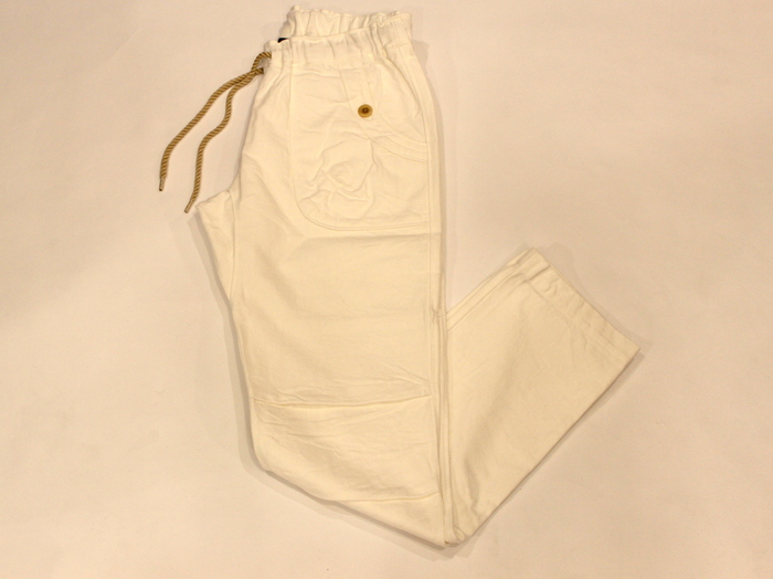 ◆White Denim Easy Bottoms_e0142928_2012134.jpg