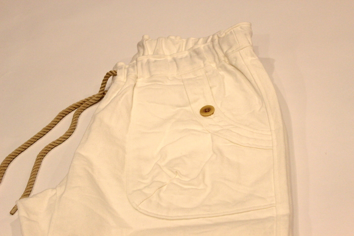 ◆White Denim Easy Bottoms_e0142928_20124230.jpg
