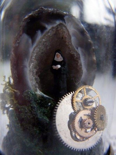 鉱物ガラスドーム(大)4点_f0280238_20443168.jpg