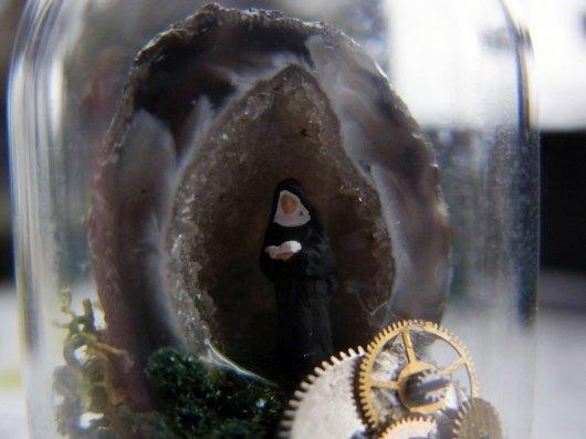 鉱物ガラスドーム(大)4点_f0280238_20443194.jpg