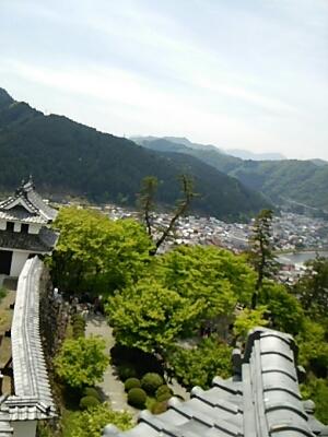 芝桜とお城_a0272042_04248100.jpg
