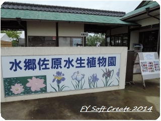 ◆ 「水郷佐原水生植物園」へ (2014年5月)_d0316868_18341484.jpg