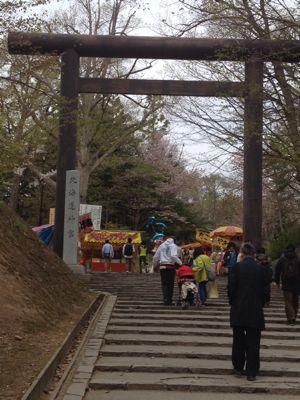 桜〜🌸_a0165694_1275748.jpg